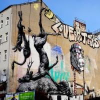 oranienstraße: roa
