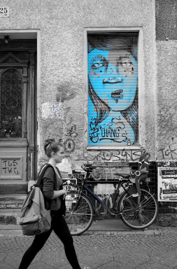 madame blue
