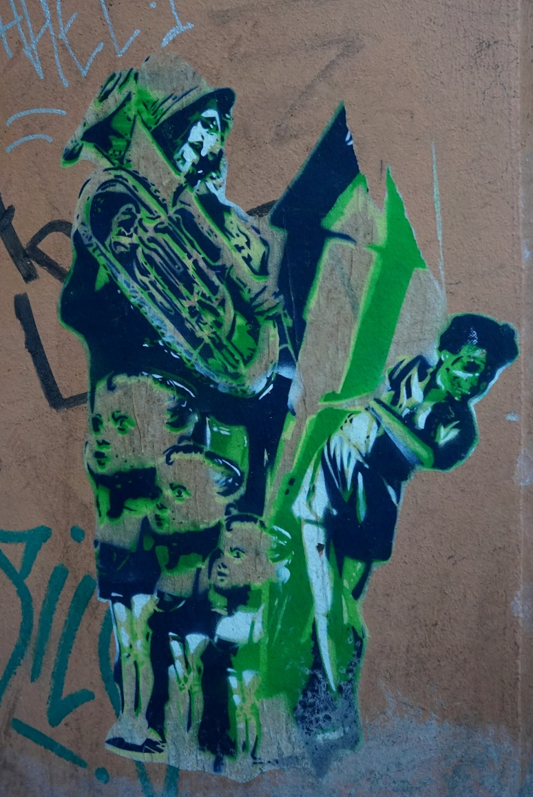 trumpet people