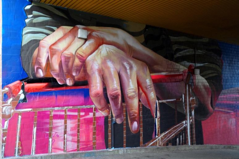 urban hands