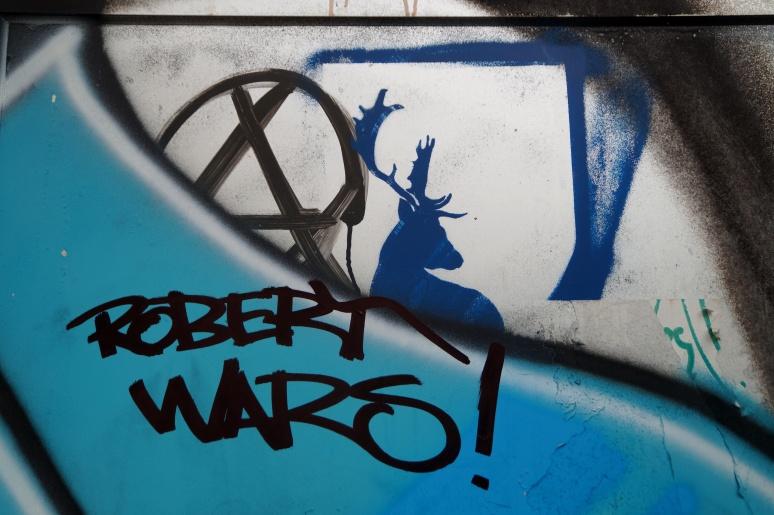 robert wars